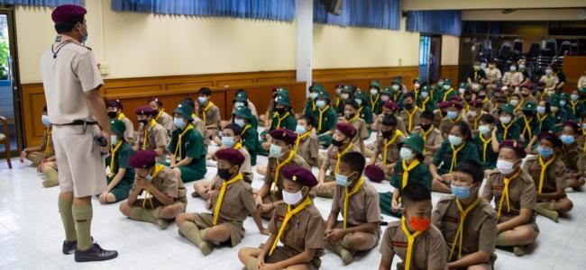 โรงเรียนธนบุรีวรเทพีพลารักษ์ จัดกิจกรรม